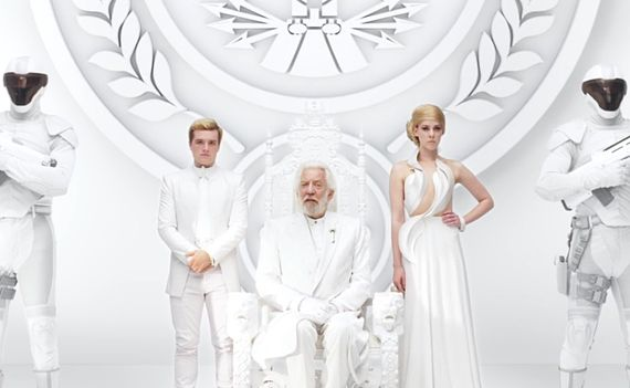 New Movie Alert The Hunger Games Mockingjay
