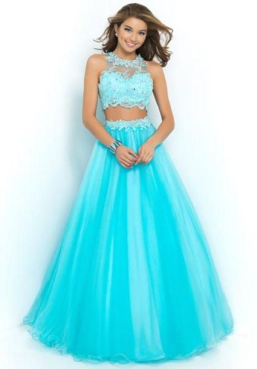 2015 Prom Dresses - Two - Piece Prom Dresses 16