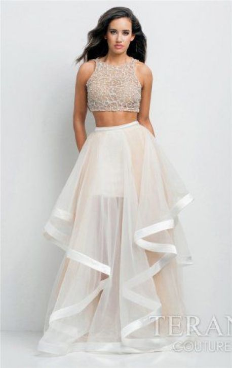 2015 Prom Dresses - Two - Piece Prom Dresses 8