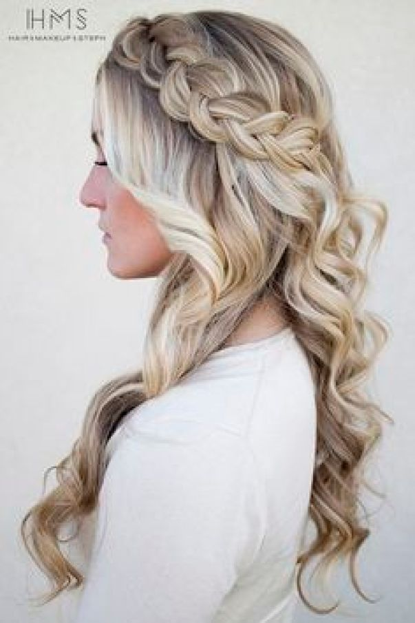 2015 Prom Hairstyles - Half Up Half Down Prom Hairstyles 13