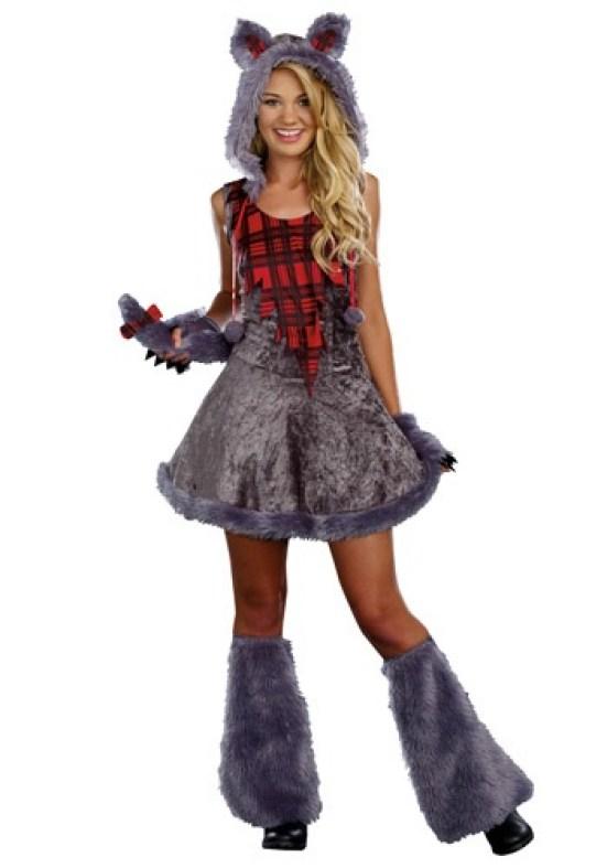 2015 Halloween Costume Ideas for Teens Girls 3