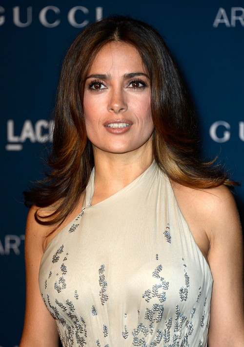 Straight shoulder length hairstyles 2014