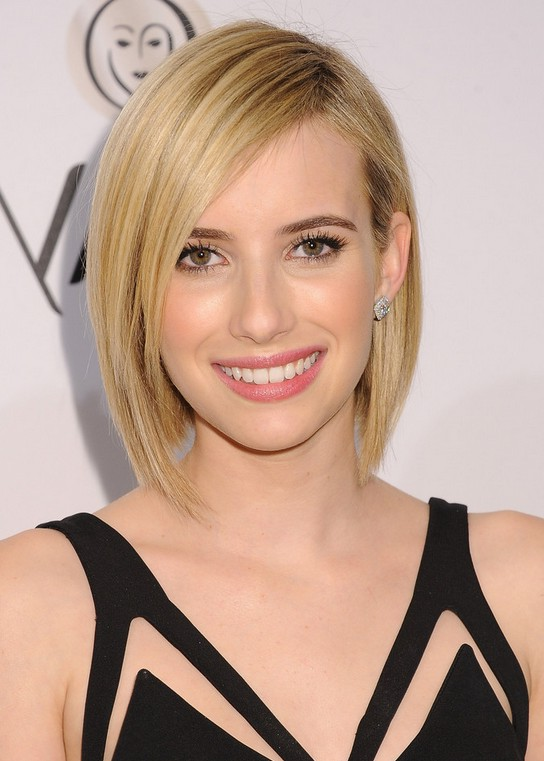 emma roberts haircut - photo #18
