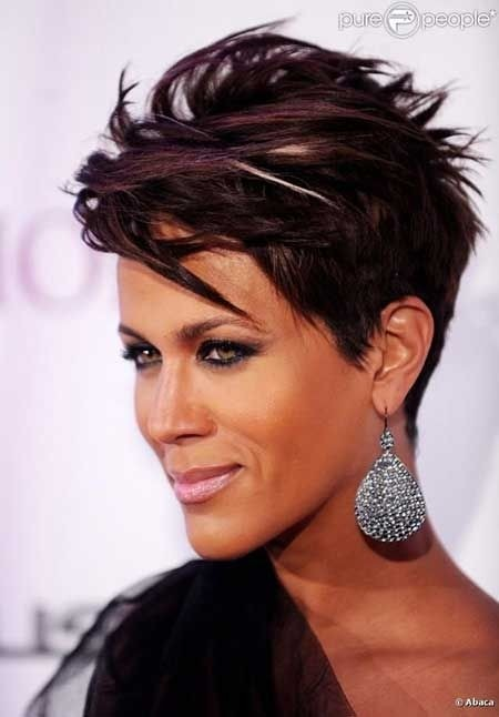 12 Fabulous Short Hairstyles for Black Women