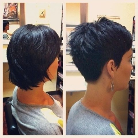 Pixie hairstyles for spring and summer black women haircuts 2015