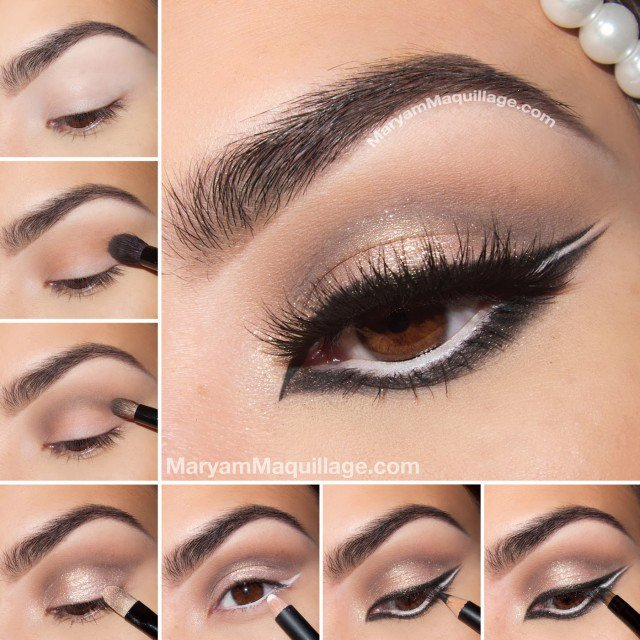 A Collection of the Best Natural Makeup Tutorials for Daily Occasions of 7 by Stephanie