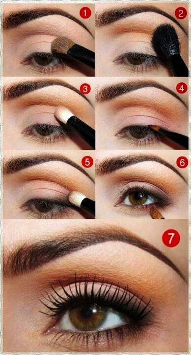 A Collection of the Best Natural Makeup Tutorials for Daily Occasions of 9 by Stephanie