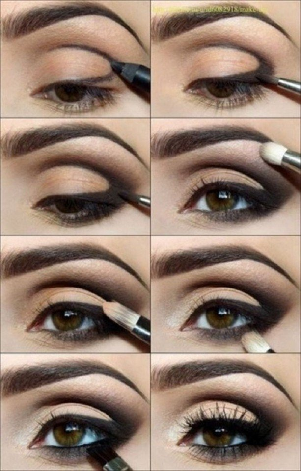 A Collection of the Best Natural Makeup Tutorials for Daily Occasions of 11 by Stephanie