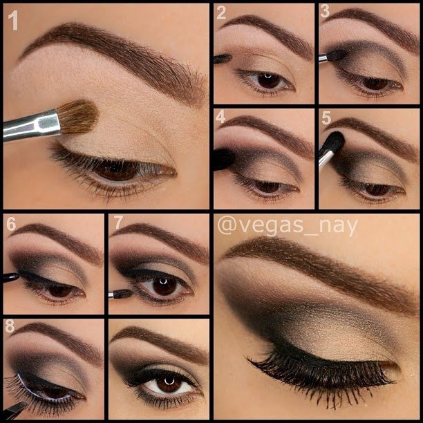A Collection of the Best Natural Makeup Tutorials for Daily Occasions of 6 by Stephanie