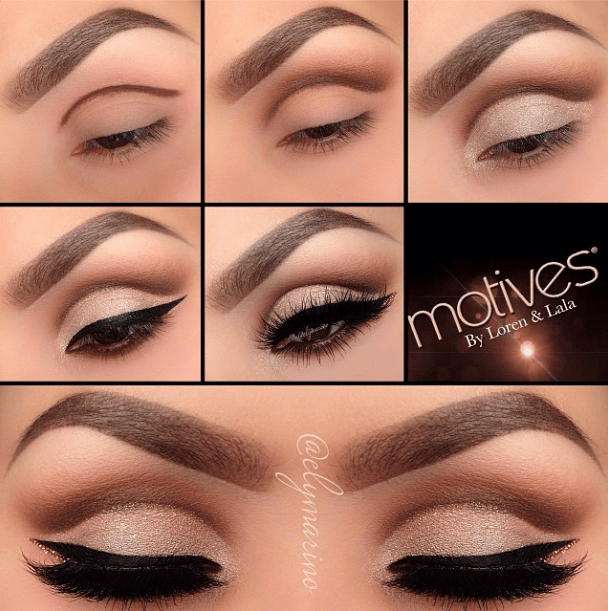 A Collection of the Best Natural Makeup Tutorials for Daily Occasions of 8 by Stephanie