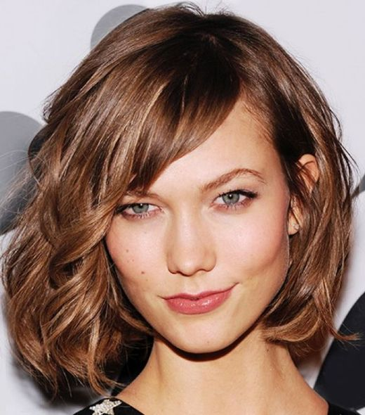 Karlie Kloss Bob Haircut