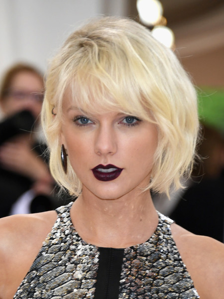 Taylor Swift Bob Haircut