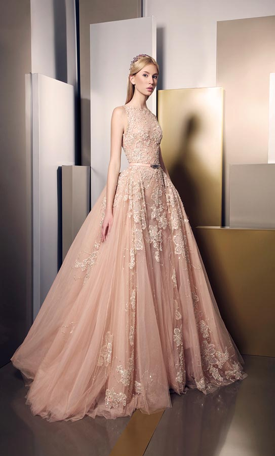 Ziad nakad haute couture summer collection 2016 for To have and to haute dress