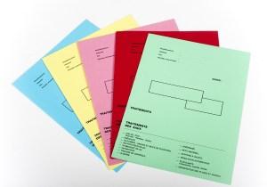 Dossier couleur