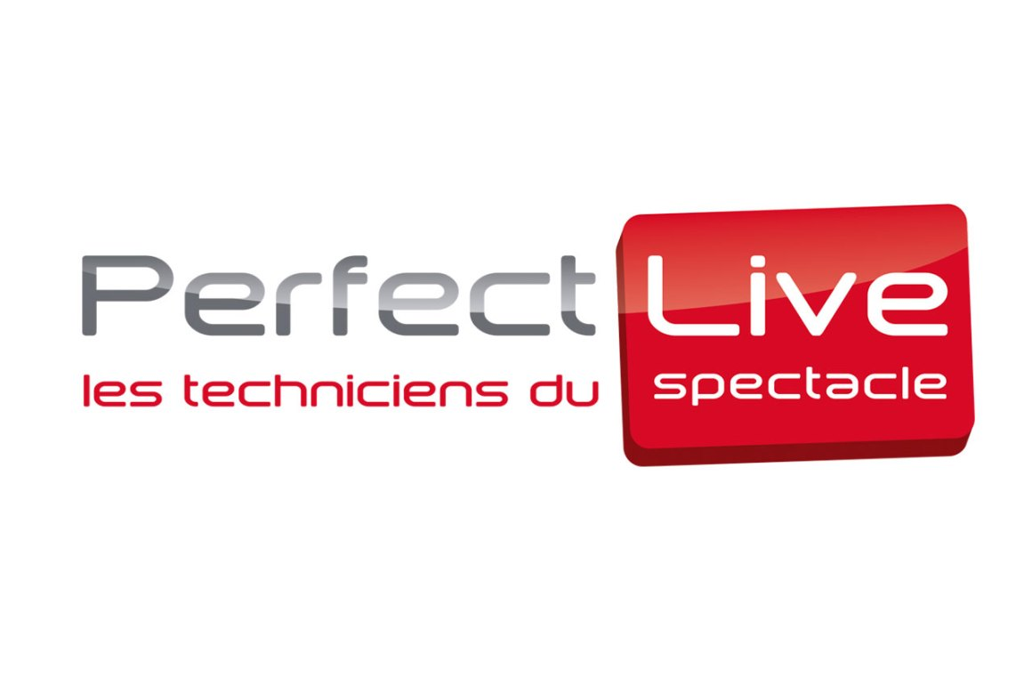 Création logotype Perfect Live