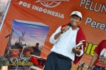 Dahlan Resmikan Gerakan Solidaritas Demi Indonesia di Monas