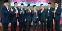 Walikota Jakarta Pusat, Saefullah Mengukuhkan Anggota Dewan Kota Jakarta Pusat Periode 2013 – 2018.