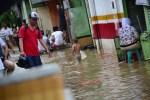 Baru Dua Hari Hujan, Jakarta Dilanda Banjir Dimana-Mana