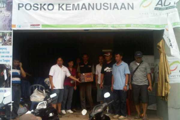 12 Posko Kemanusiaan ACT untuk Korban Banjir Jabotabek