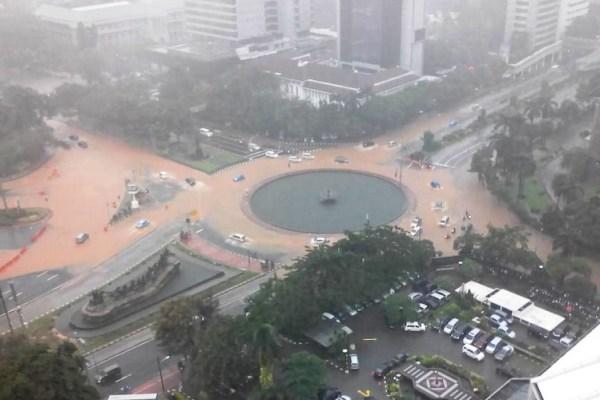 Inilah Catatan Banjir Di Jakarta Dalam Kategori