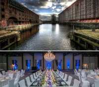 Such an awesome venue to work at last night… from my impressions of last night I highly recommend the Titanic Hotel in Liverpool for a city break if you fancy somewhere a little different to stay…