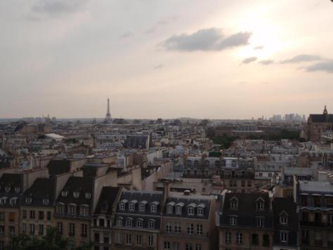 Paris, wine, Georges Pompidue
