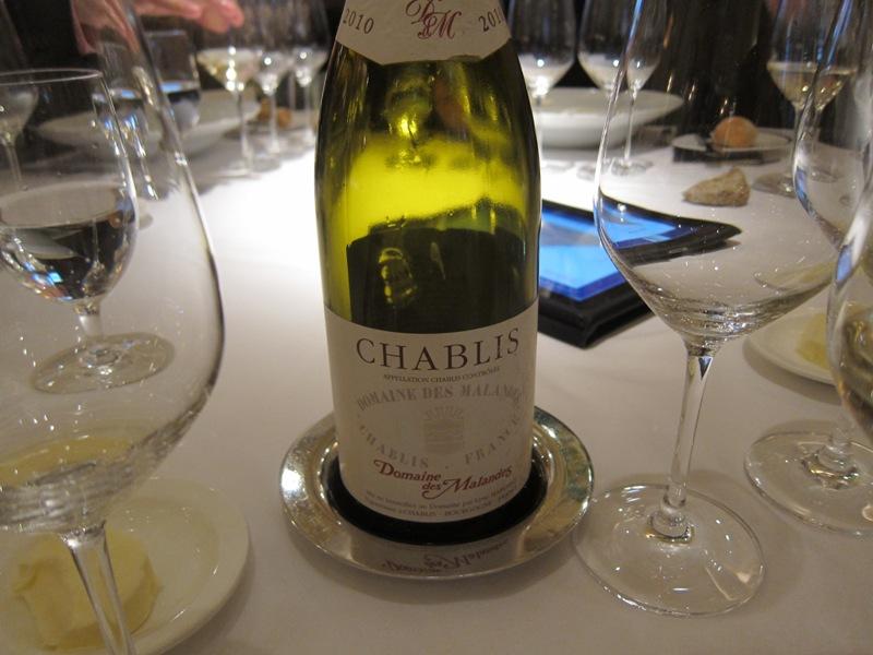 Domaine des Malandes Chablis: A Crisp, Wonderful White