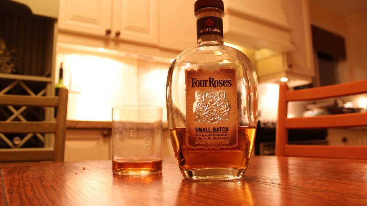 Small Batch, Big Taste: Four Roses Small Batch Bourbon