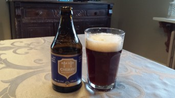 Trappist Ale: Chimay Bleue