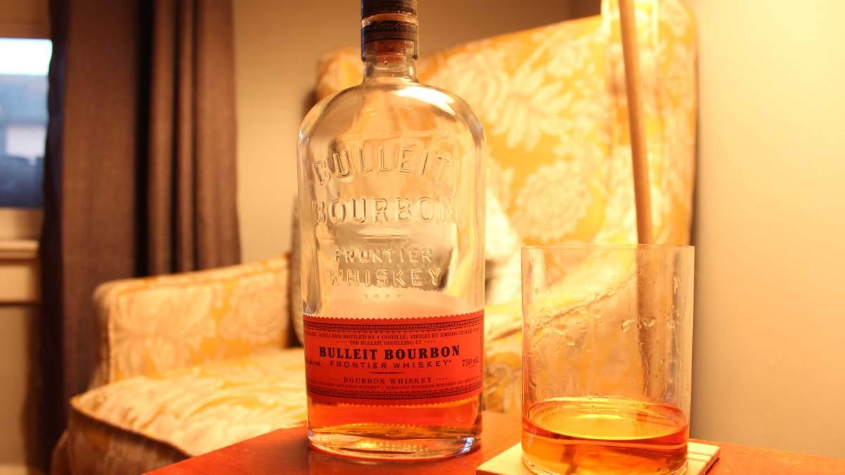 Bulleit Bourbon is Worth a Shot