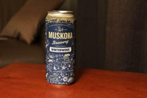 Muskoka-Winterweiss