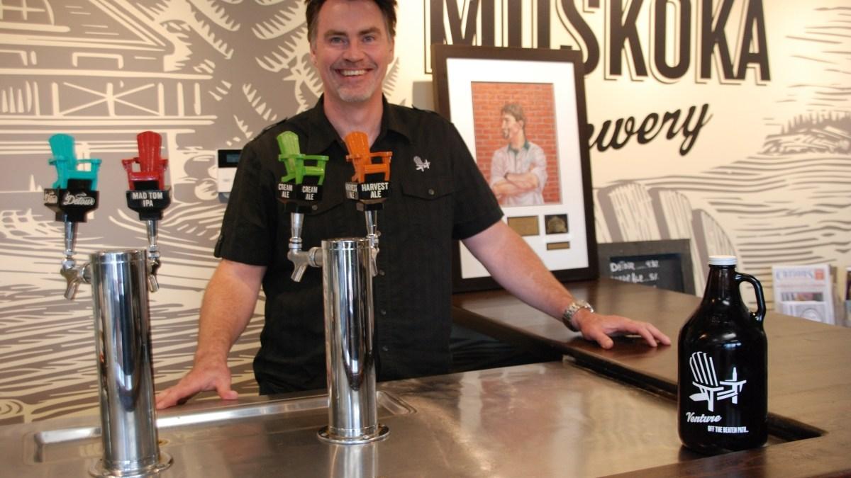 Muskoka Brewery Takes a Spirited Next Step