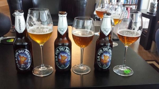Aging Beer La Fin Du Monde
