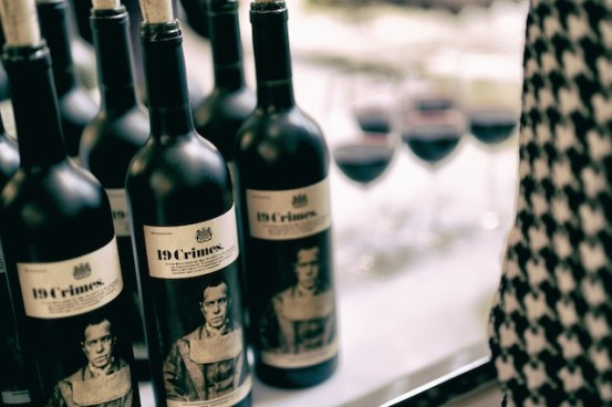 19 Crimes Wine Event at GotStyle. Toronto, ON, Canada. July 23, 2014. (Image: Ryan Emberley)