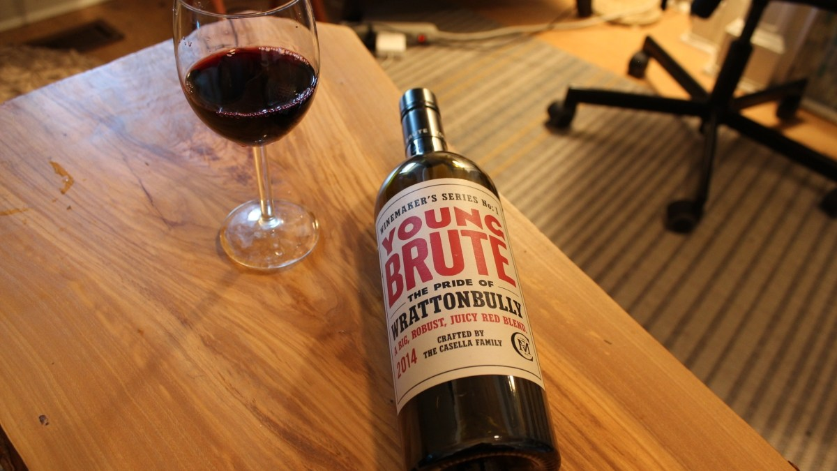 Young Brute Wine Proves it's More Than Just a Name