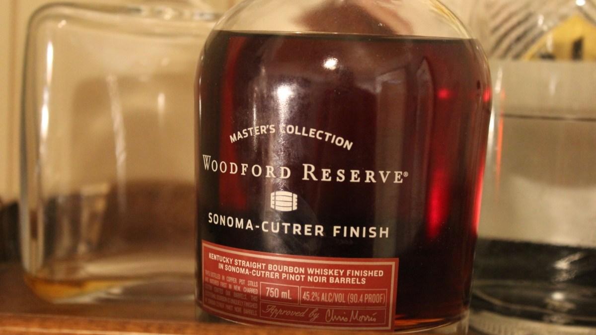Woodford Reserve Sonoma-Cutrer Finish: My Dream Bourbon Come True
