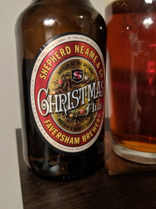 Shepard Neame Christmas Ale
