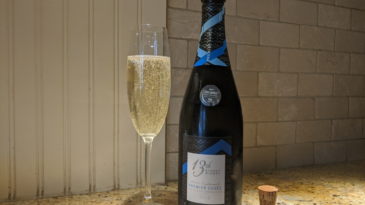 13th Street Premier Cuvée Is a Brilliant Vintage Bubbly
