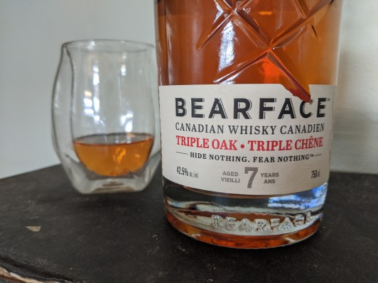 bearface triple oak