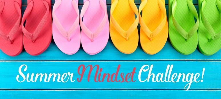 Summer Healthy Mindset Challenge