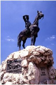 Памятник Александру Зайду в Шейх-Абреке