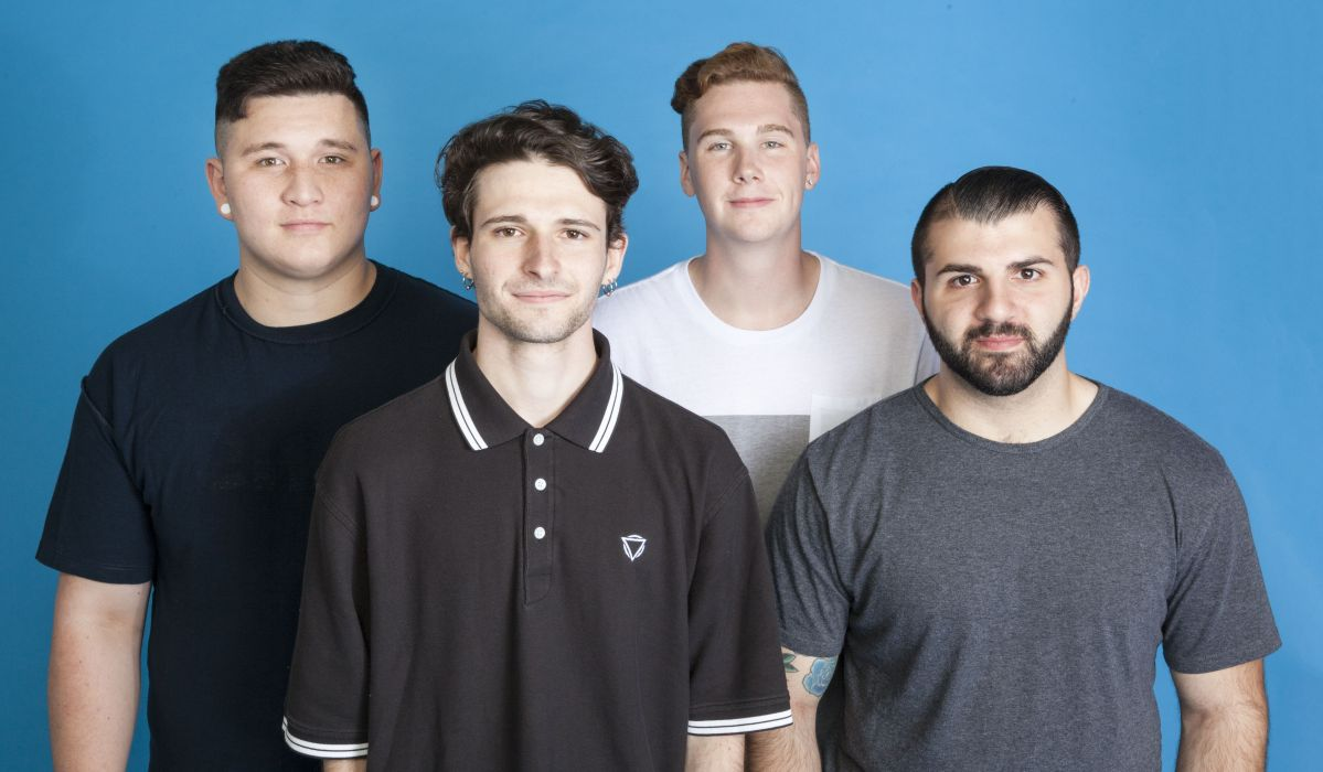PREMIERE: Makeshift hone their craft on 'Morale' EP