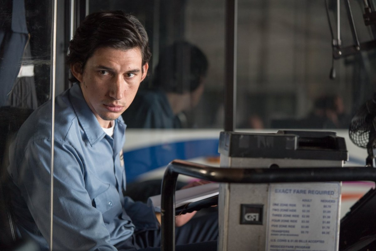 'Paterson' is Jim Jarmusch's poetry in motion