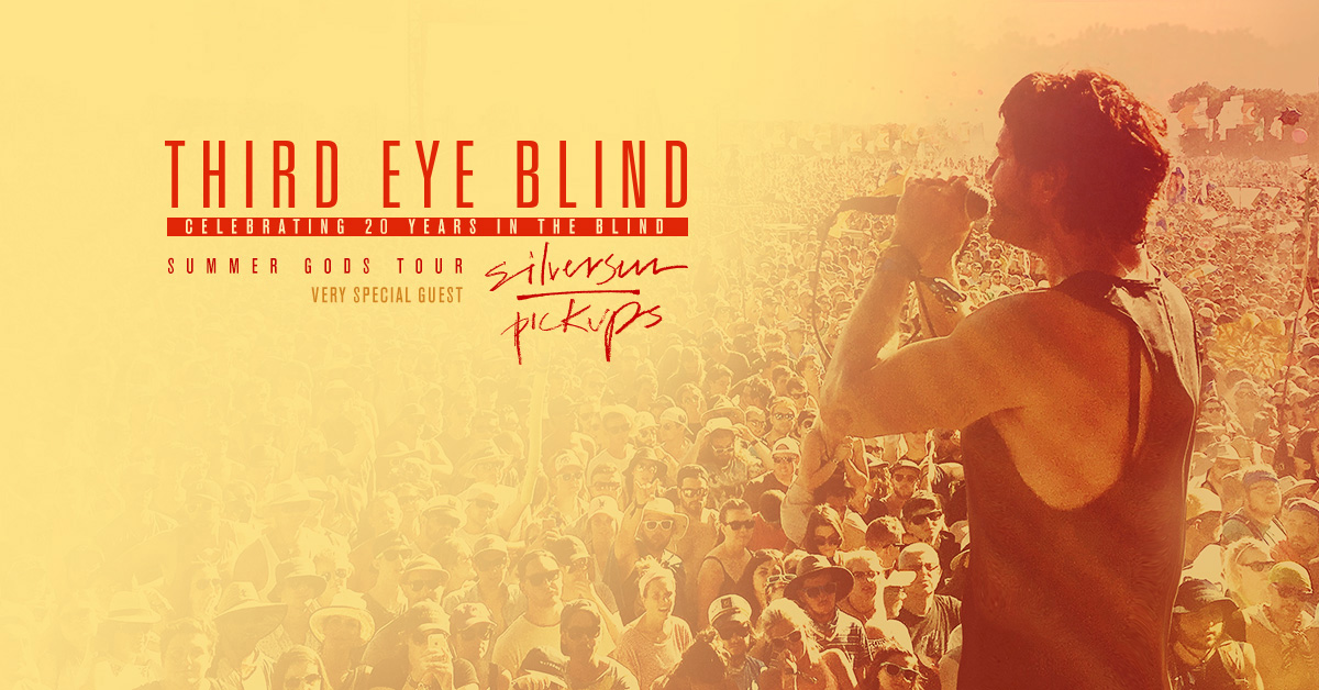 Third Eye Blind announce summer anniversary tour for self-titled debut album