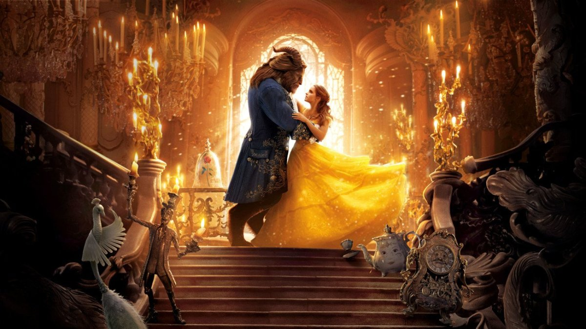 'Beauty and the Beast' is a tale as old as 1991