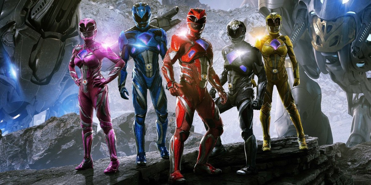 'Power Rangers' doesn't quite have a grasp on what it is or who it's for
