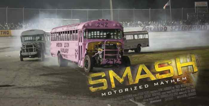 SMASH MOTORIZED MAYHEM