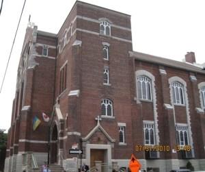 St. Nicholas Ukrainian Catholic Church, Toronto, Ontario, Canada