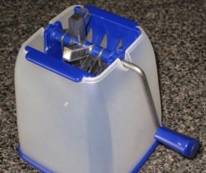 Onion Chopper- crank operated - semi assembled