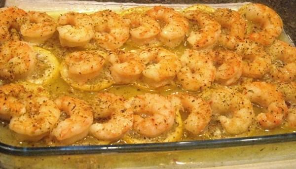 baked shrimp 1